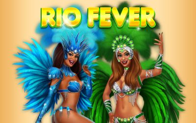 The Carnival Heats Up as Pariplay Launches New 'Rio Fever' Video Slot