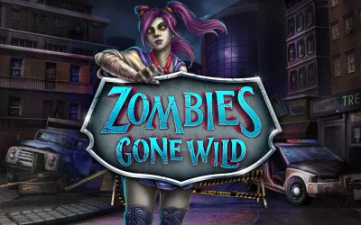 Battle for Humanity's Survival in Pariplay's New Zombies Gone Wild Video Slot