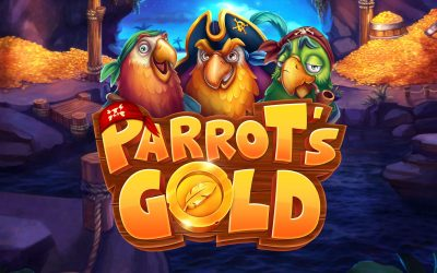 Sail the High Seas in Pariplay's New 'Parrot's Gold' Video Slot
