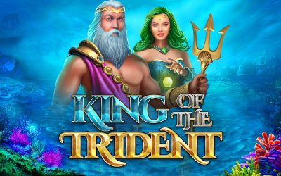 Poseidon's Underwater Kingdom Awaits in Pariplay's New King of the Trident Slot
