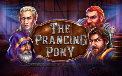 Venture into A Medieval World of Magic in Pariplay's New 'The Prancing Pony' Slot