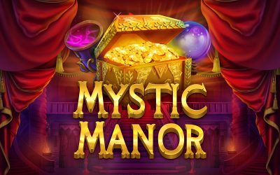Step into a Mansion Brimming with Riches in Pariplay's New 'Mystic Manor' Slot
