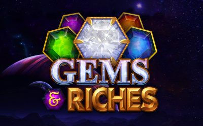 A Futuristic Adventure Beckons in Pariplay's New 'Gems & Riches' Slot