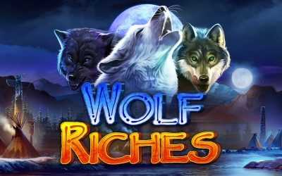 A Howlin' Good Time Awaits with Pariplay's New 'Wolf Riches' Slot
