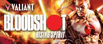 New Pulse-Pounding 'Bloodshot: Rising Spirit' Joins Pariplay Lineup