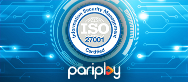 Pariplay Achieves ISO/IEC 27001 Accreditation for Information Security Management