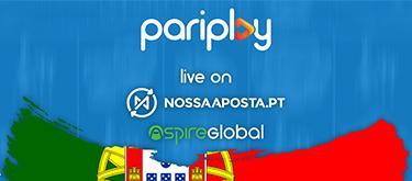 Pariplay Reinforces Strong Portuguese Market Presence with Nossa Aposta Partnership