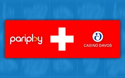 Pariplay Continues Ascent in Swiss Market with Casino Davos Partnership