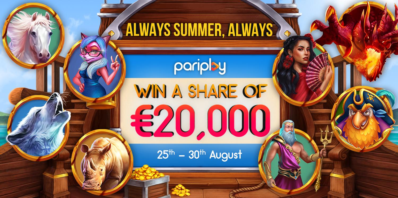 Always Summer, Always Pariplay Promotion