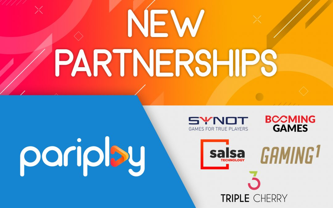 Pariplay Diversifies Fusion™ with Content from Five New Software Providers