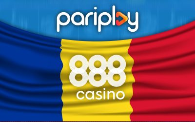 Pariplay Strengthens Position in Romanian Market with 888casino Partnership