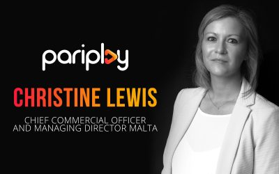 Pariplay Names Christine Lewis New Chief Commercial Officer and Managing Director Malta