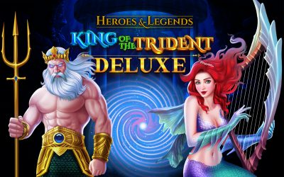 King of the Trident Deluxe – New Game Release