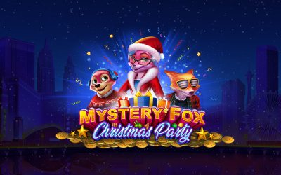 Mystery Fox Christmas Party – New Game Release