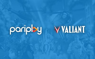 Pariplay Announces Three Year Partnership Extension with Valiant Entertainment