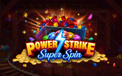 Power Strike – Super Spin – New Game Release