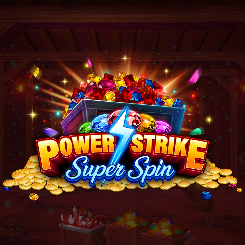 Power Strike - Super Spin