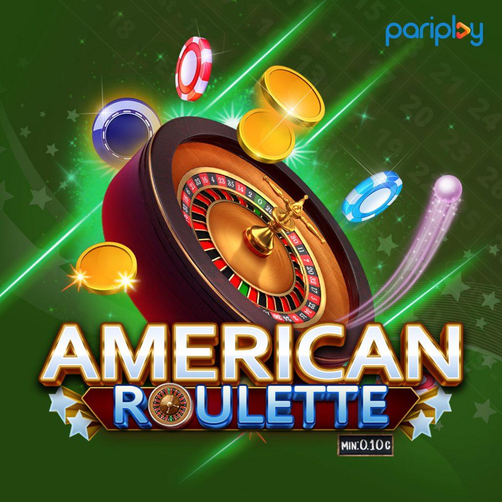 American Roulette Min: 0.10c