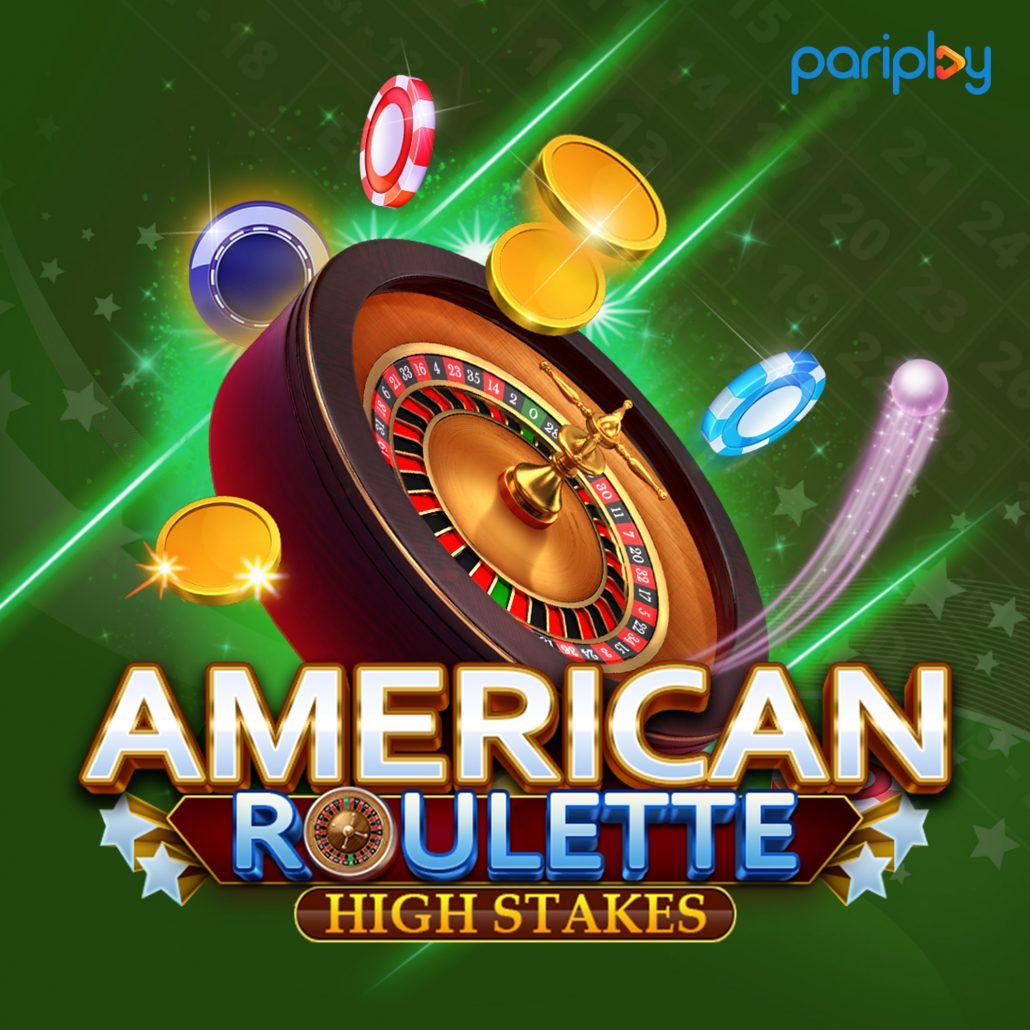 American Roulette High Stakes