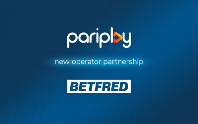 Pariplay games live with Betfred