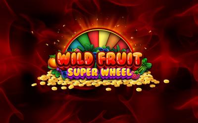 Pariplay offers big win potential in Wild Fruit Super Wheel
