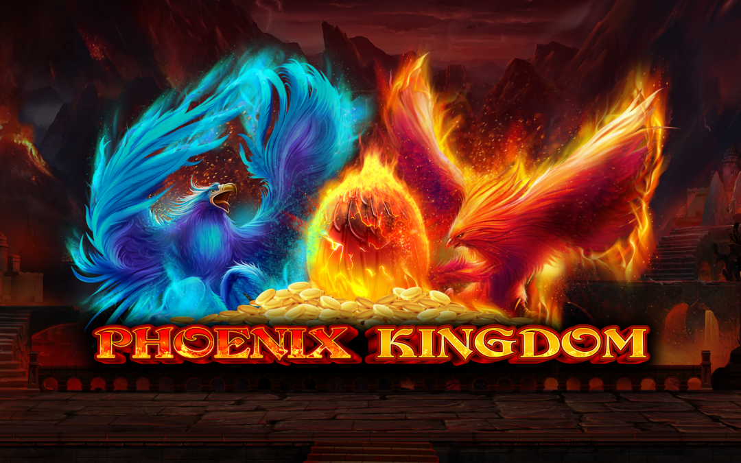 Pariplay invites players to rise from the flames with Phoenix Kingdom